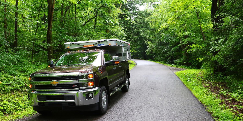 Four Wheel Campers | Pop Up Truck Camper Leader Since 1972
