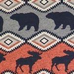 Gatlinburg Mesa Fabric ($350)