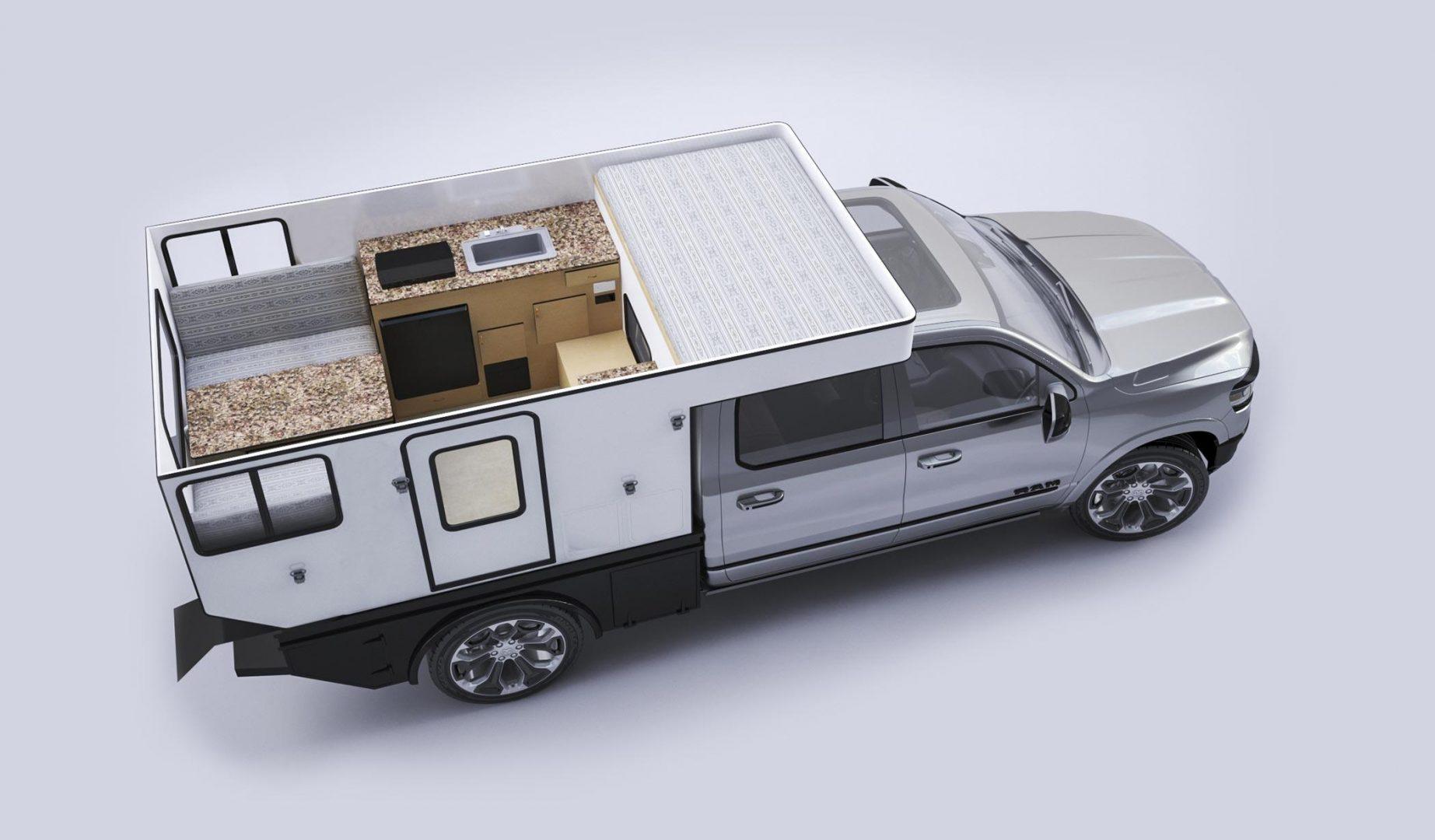 Flat Bed Model: $28,395