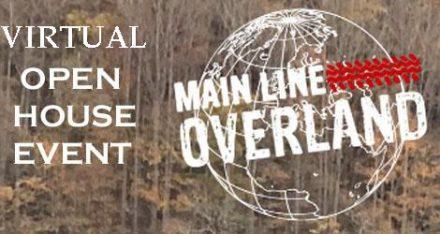 Main Line Overland Virtual Open House