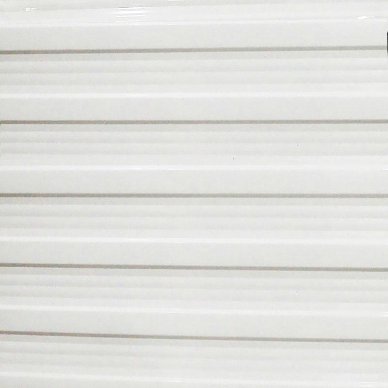 Standard Mesa White Aluminum Siding