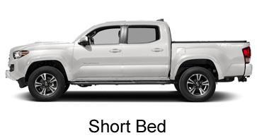 5.0' Short Bed