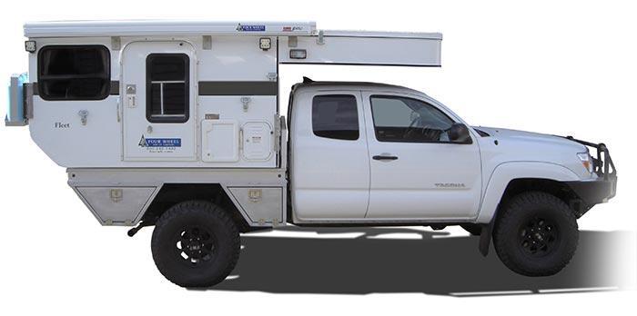Mid-Sized Truck w/ 6.5' Flat Bed