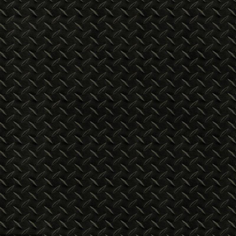Black Diamond Plate Siding — Project M