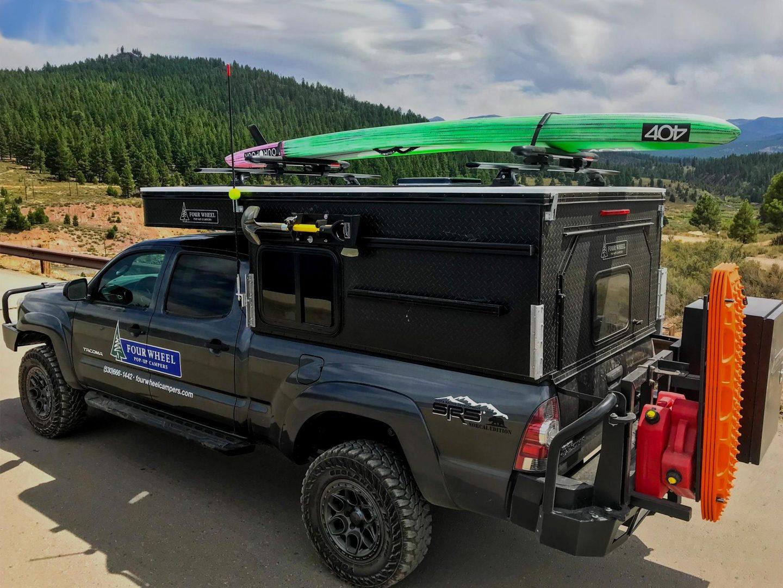 Four Wheel Campers Pop Up Truck Camper Leader Since 1972