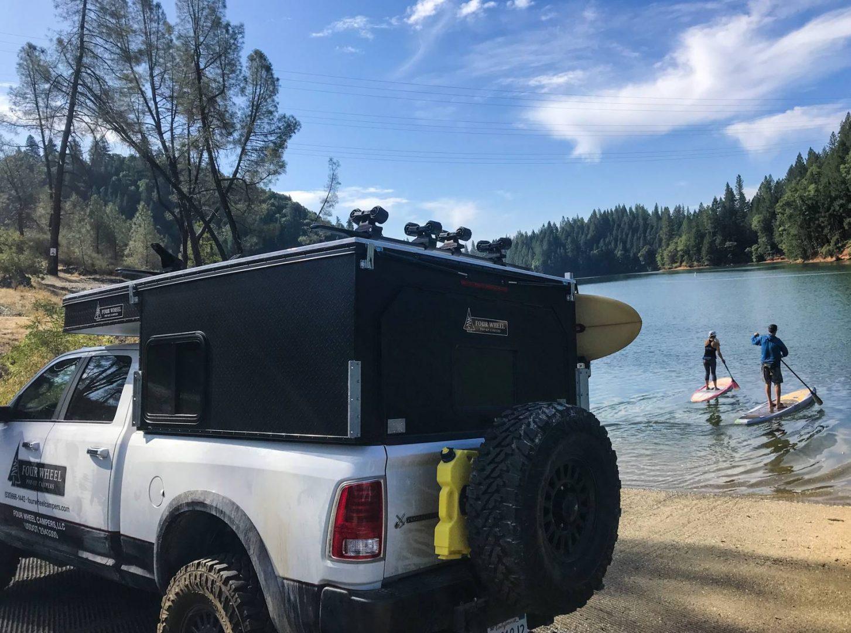 'Four Wheel Campers' Reveals Lightweight Pop-top Truck Camper – Gear Junkie