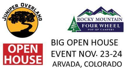 Colorado Open House Event