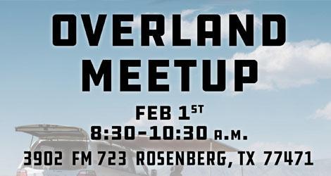 Overland Meet-Up