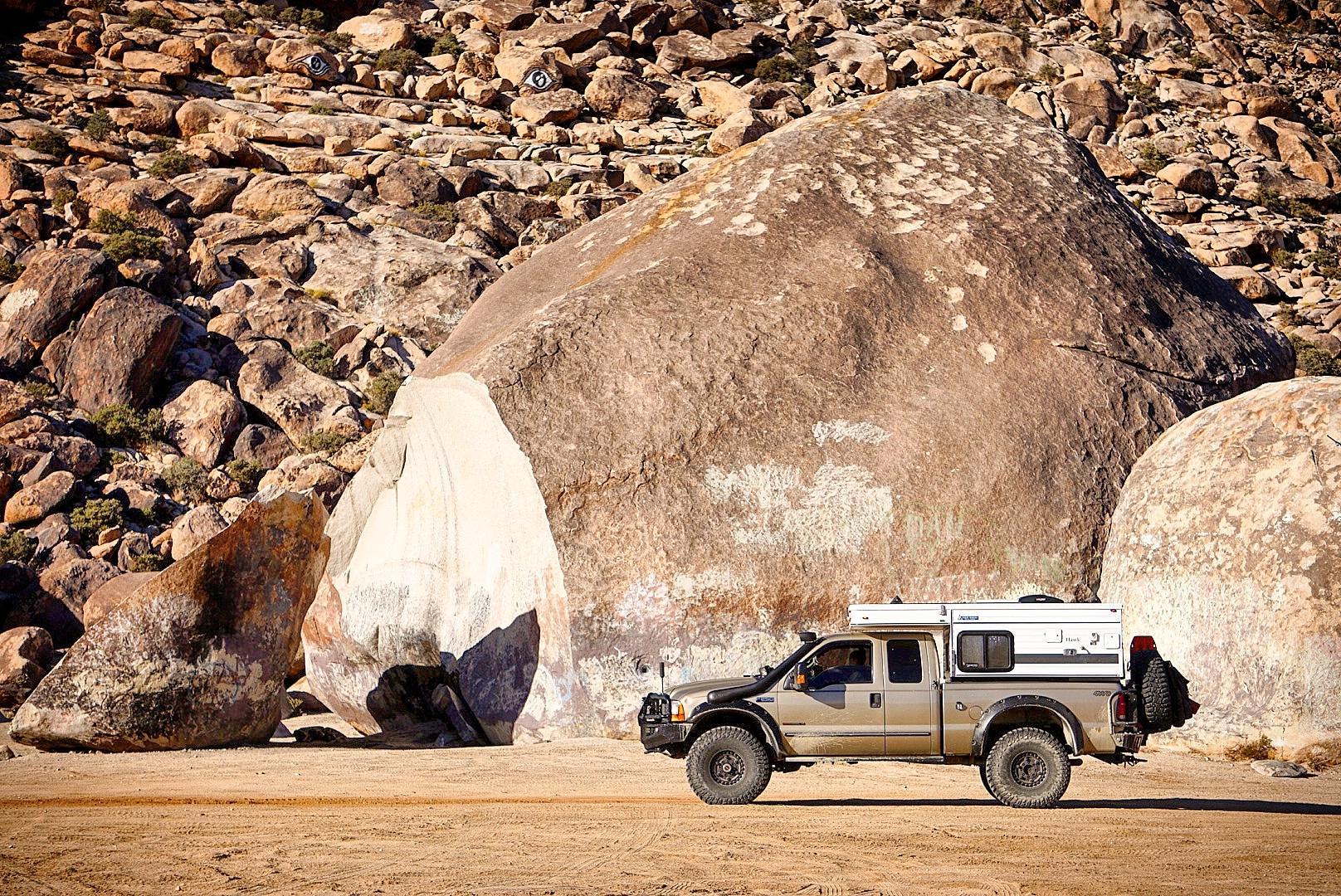 Gramp Camp: Jon Burtt's 7.3L Overland Truck Camper – Expedition Portal